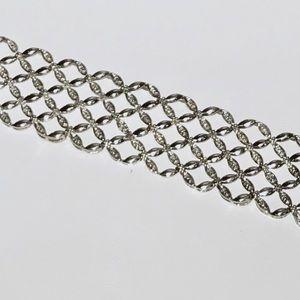 Jewelry - 🔥sale🔥 .50ctw Genuine diamond tennis bracelet